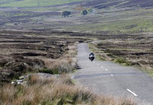 Explore Northern Ireland with this two-day motorcycle route