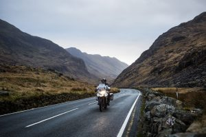 Ride this stunning motorcycle route in north Wales