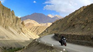 Watch: A 7 day trip motorcycling through the Himalayas