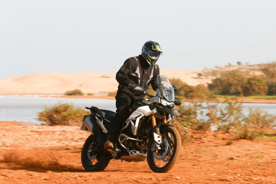Triumph Tiger 900 Rally Pro Review