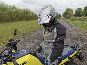 adventure helmet