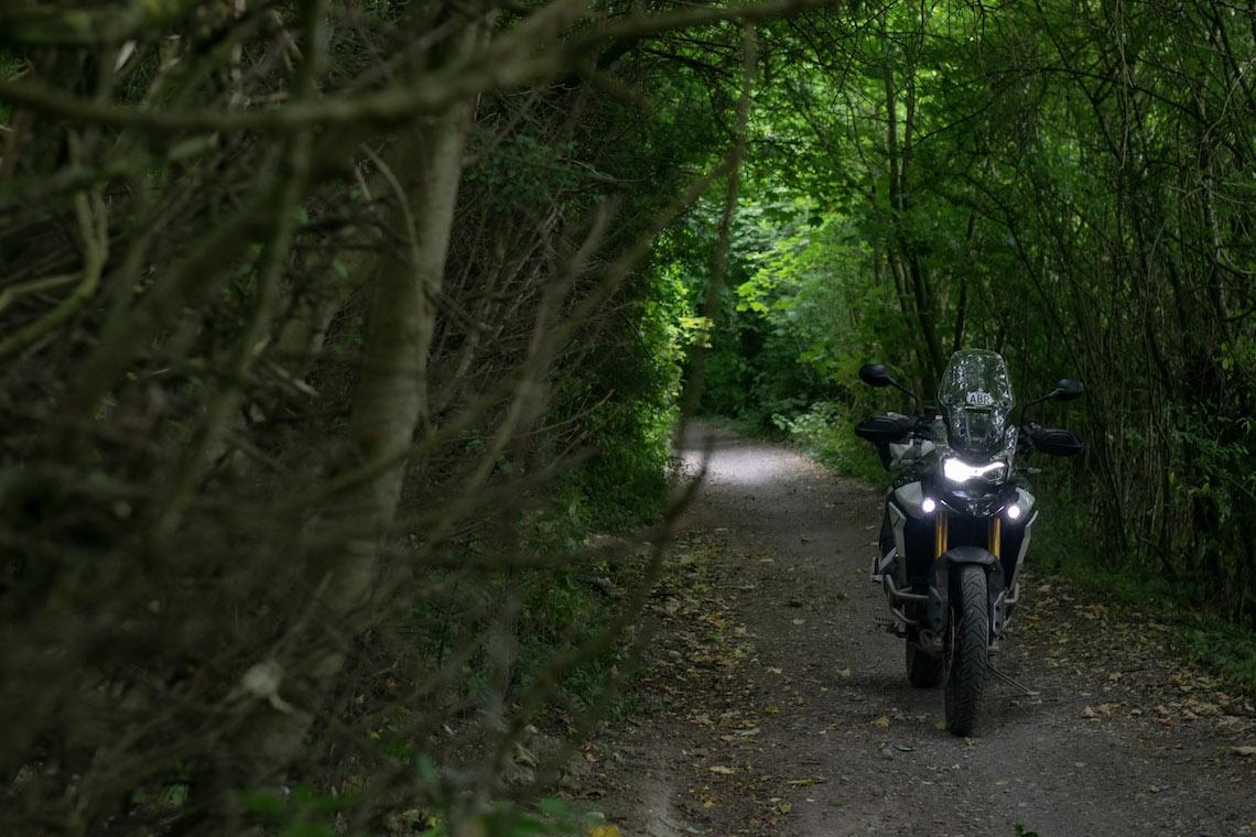 insured to ride green lanes