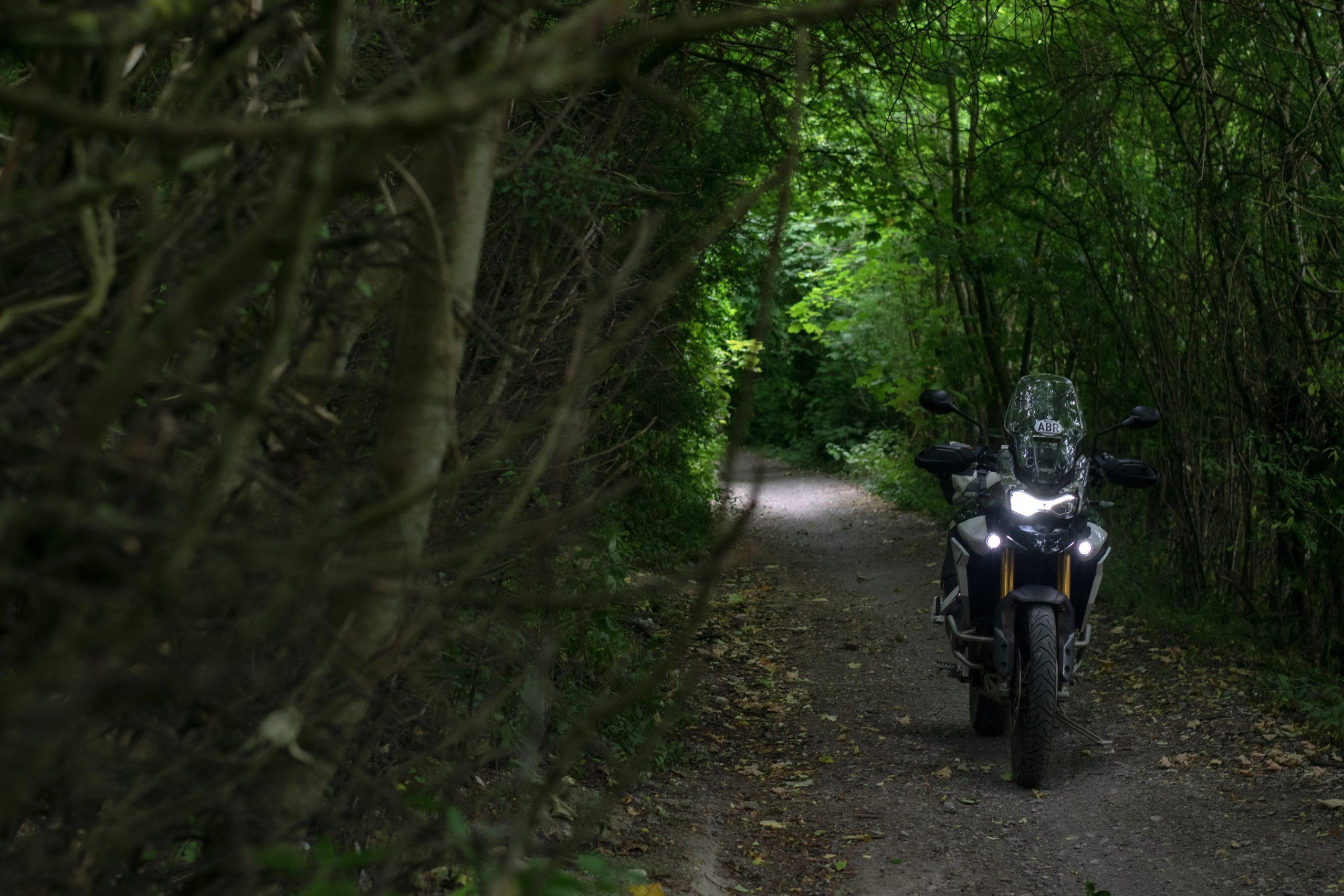 finding green lanes