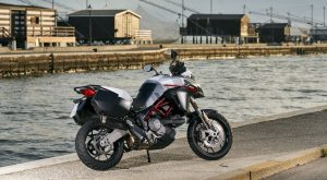Ducati unveil eye-catching 'urban camo' livery for the Multistrada 950 S