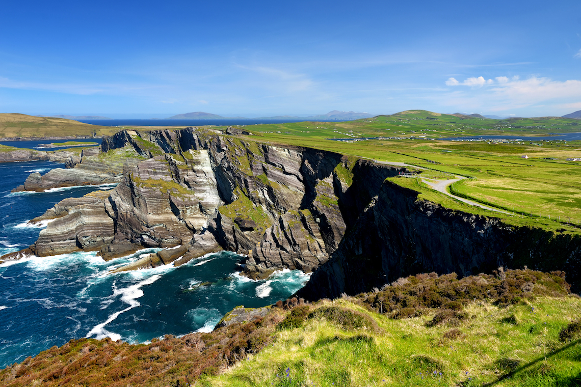 cliffs south west ireland