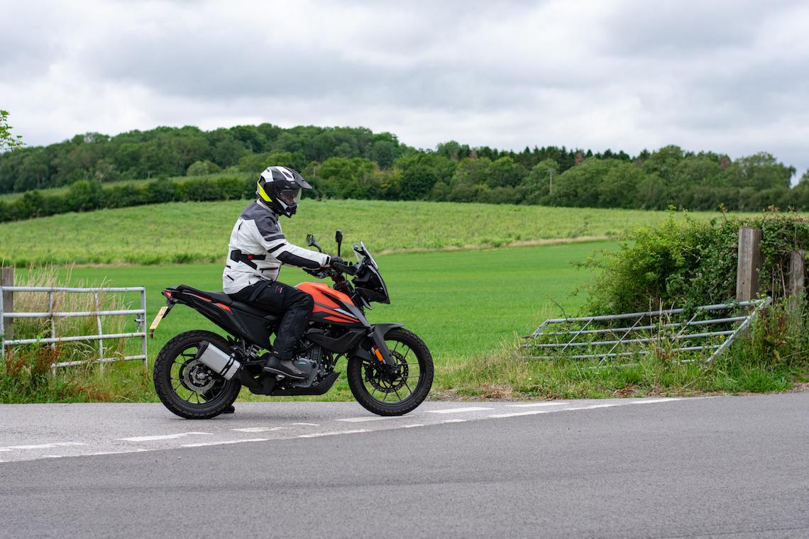 KTM 390 Adventure review