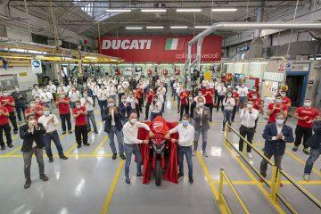 Ducati Multistrada V4 unveiling