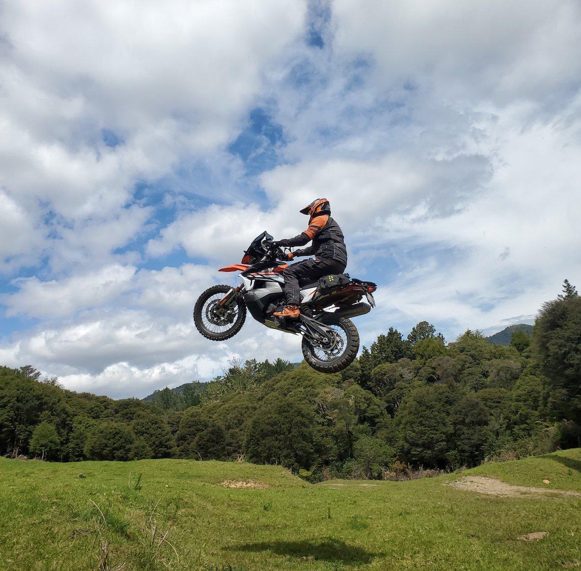 Chris Birch jump