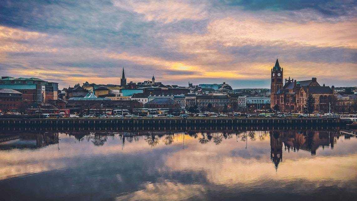 derry city northern ireland
