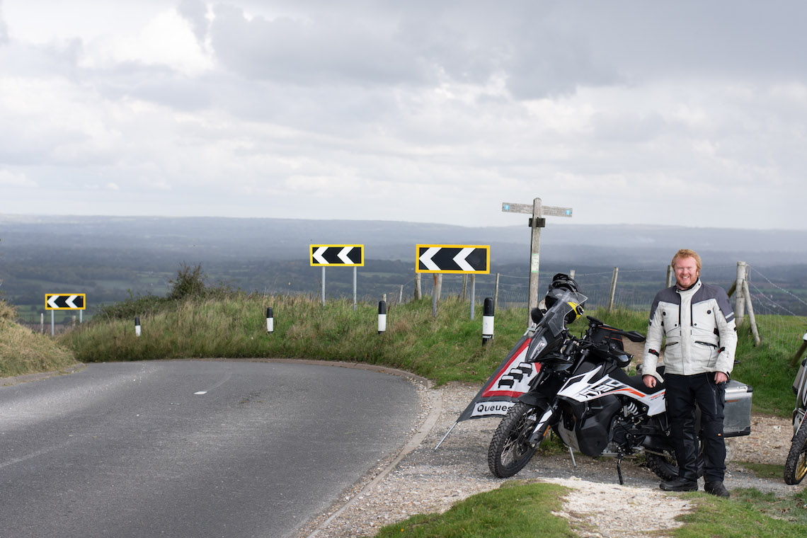 ditchling beacon motorcycle