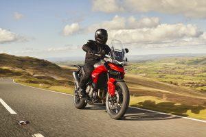 Revealed: New 2021 Triumph Tiger 850 Sport adventure bike