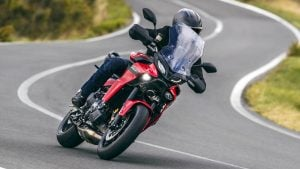 Unveiled for 2021: Yamaha Tracer 9 and Tracer 9 GT touring bikes