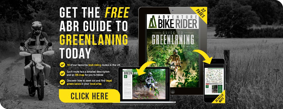 Free Guide to Greenlaning