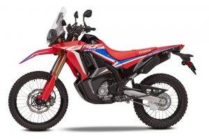 Revealed: Honda CRF300L and CRF300 Rally