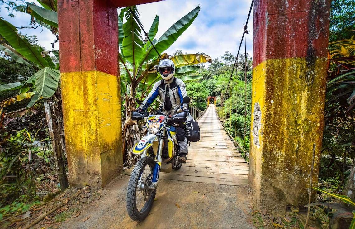 ecuador motorcycle tour