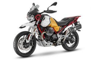 Moto Guzzi V85 TT receives updates for 2021