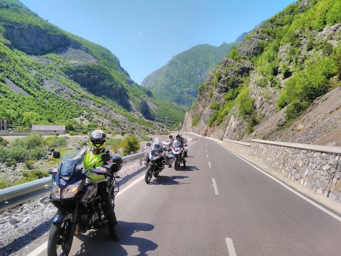 adriatic coast motorcycle tour