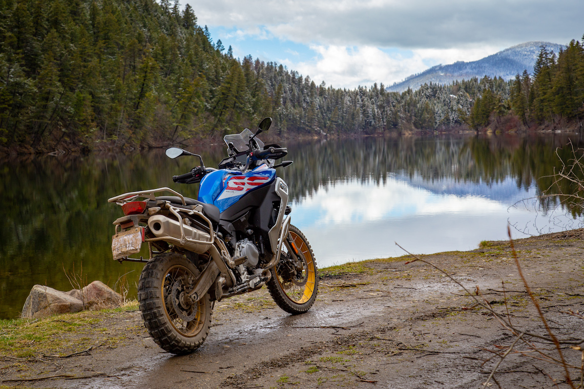 canada motorcycle tour