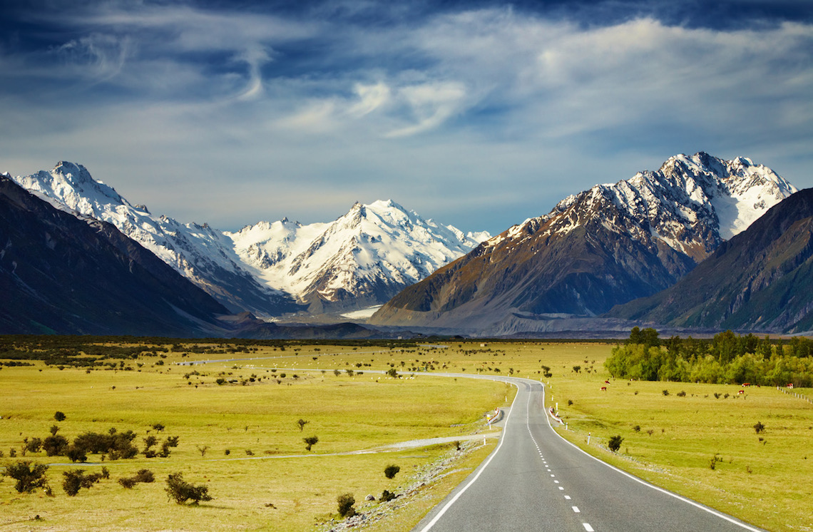 new zealand motorcycling