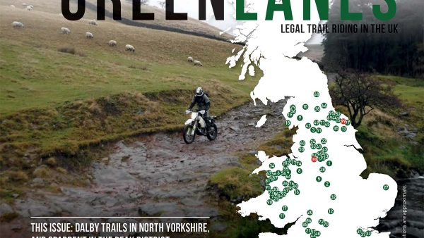 UK Green Lanes: Legal Trail Riding In The UK Mike Beddows details two fantastic green lanes in North Yorkshire and the Peak District