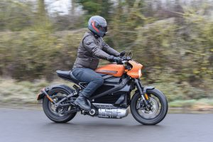 Could a Harley-Davidson electric adventure bike be on the cards?