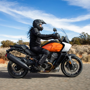 Watch: A look ahead to the UK launch of the Harley-Davidson Pan America
