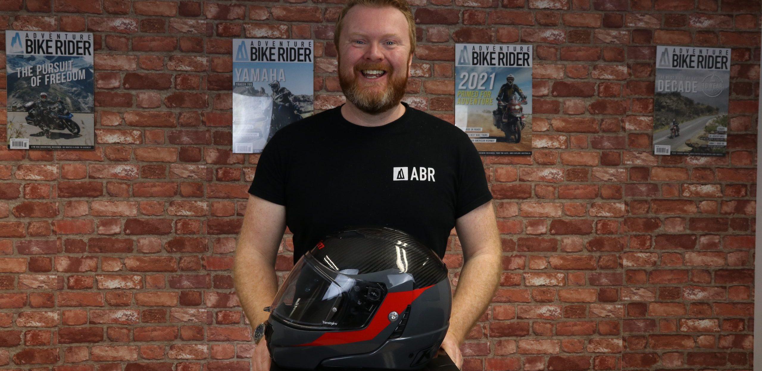 Klim TK1200 Karbon helmet review