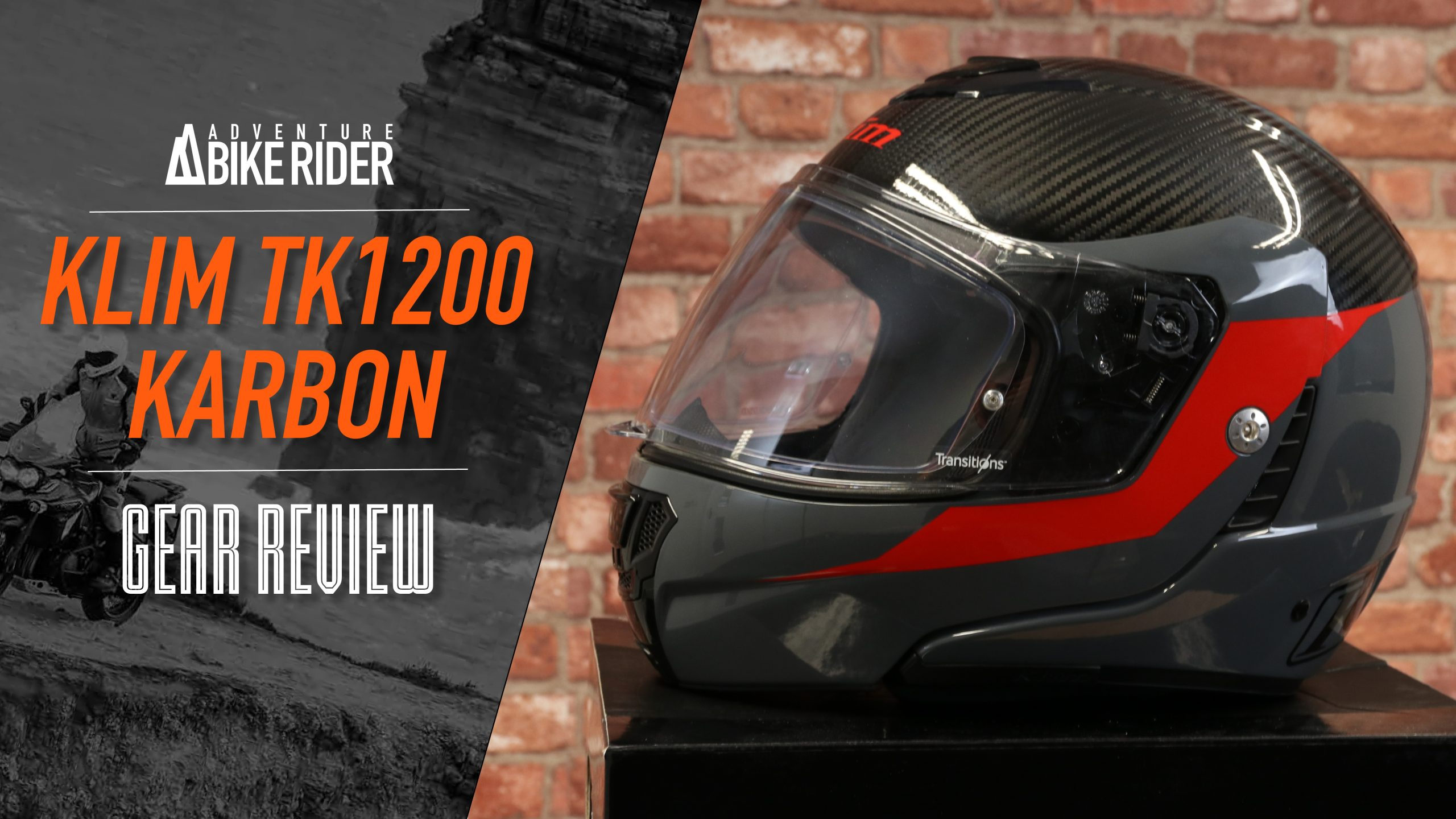 Klim tk1200 helmet review
