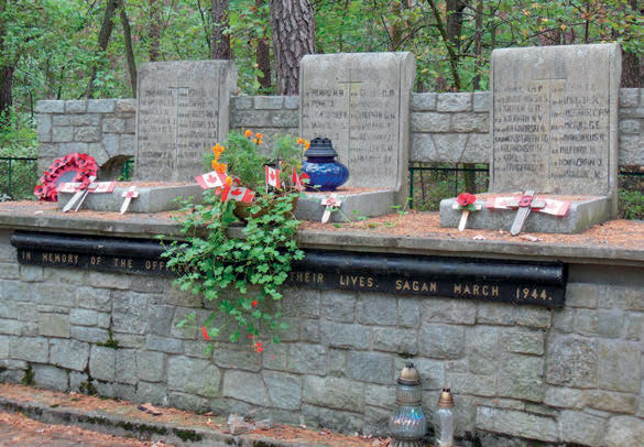 A Memorial to the escapees
