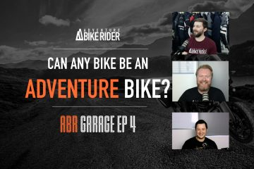ABR Garage Episode 4: Can any bike be an adventure bike