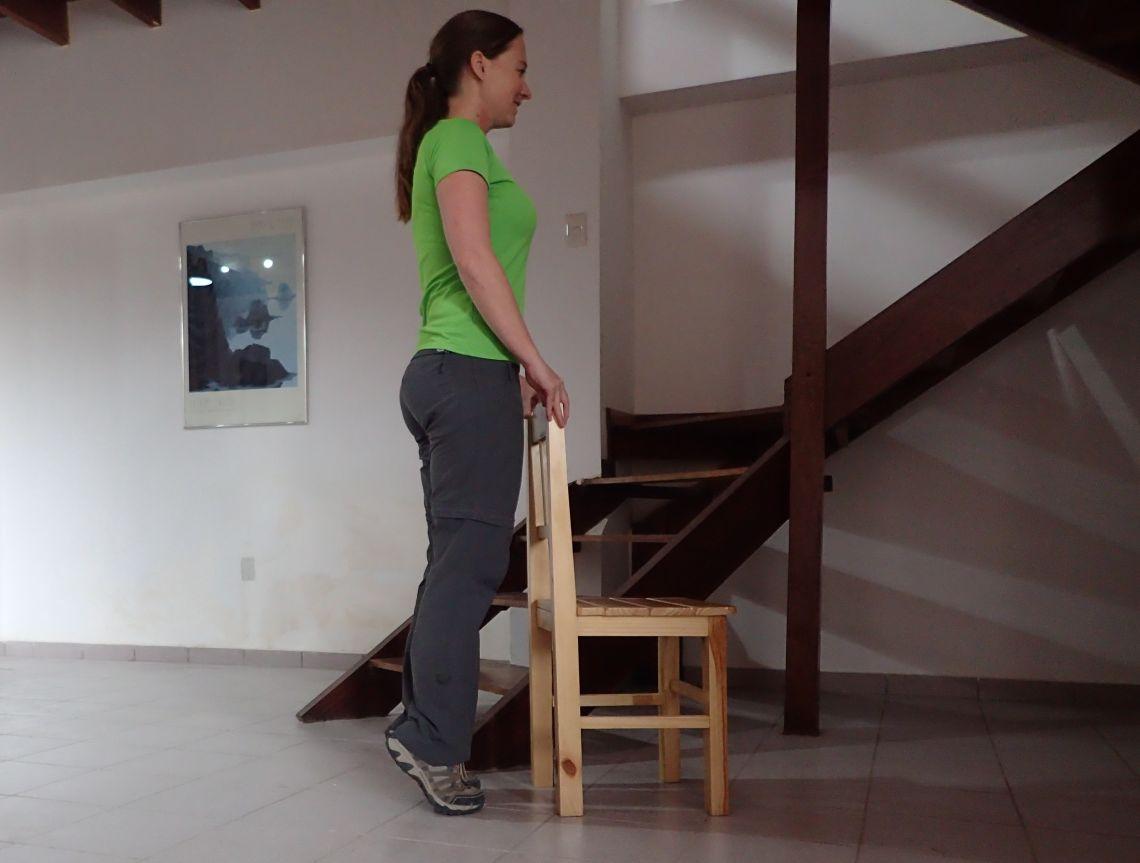 Achilles-Tendinopathy-exercises-Double-leg-raise-floor