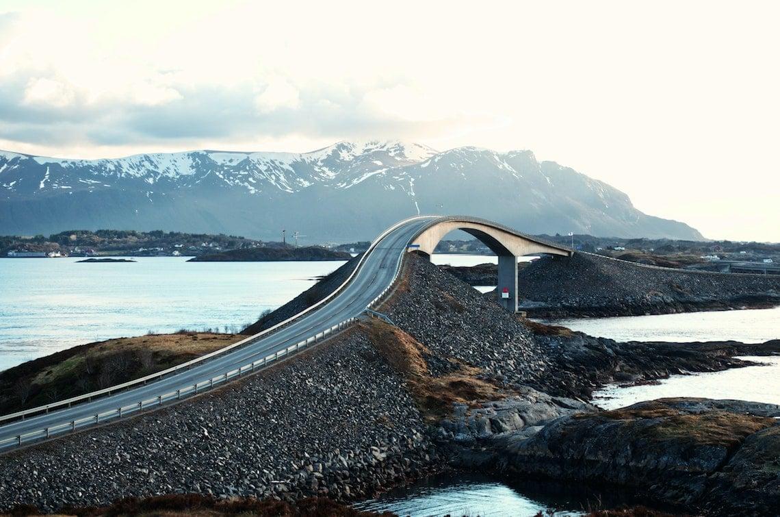 Atlantic Coast Road Norway