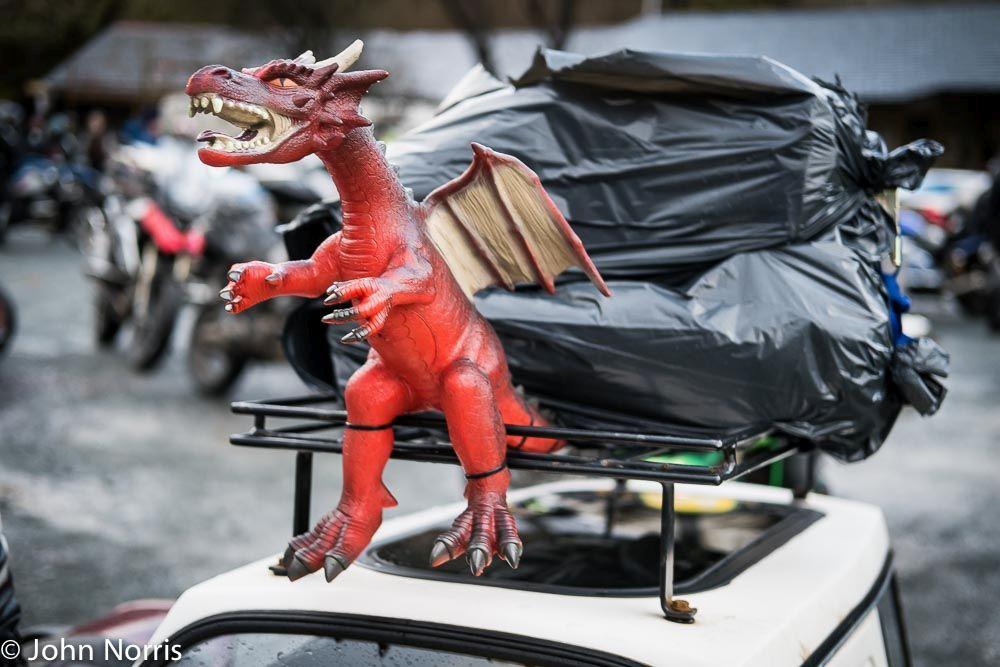 Beware the Dragon