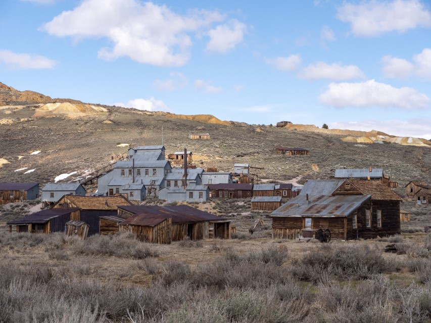 Bodie Ghost Town 6