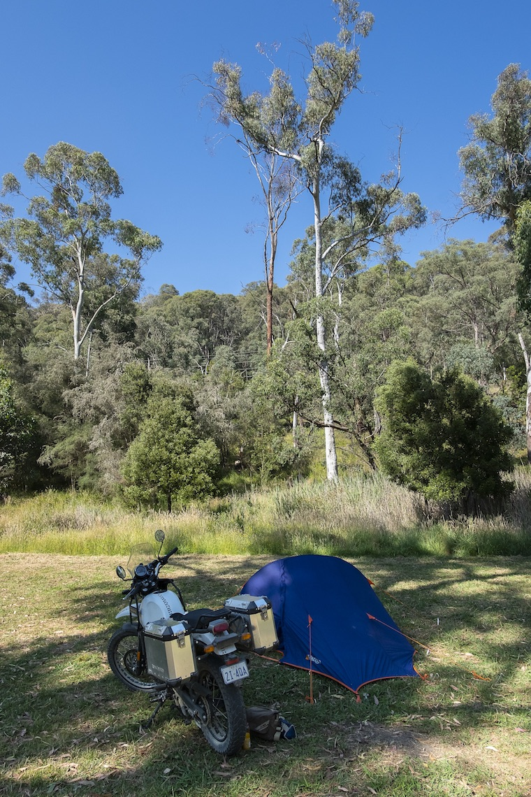 Camping-out-in-the-bush