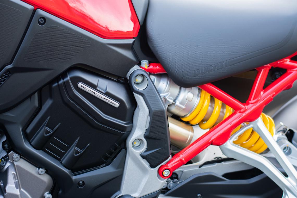 multistrada v4 s engine