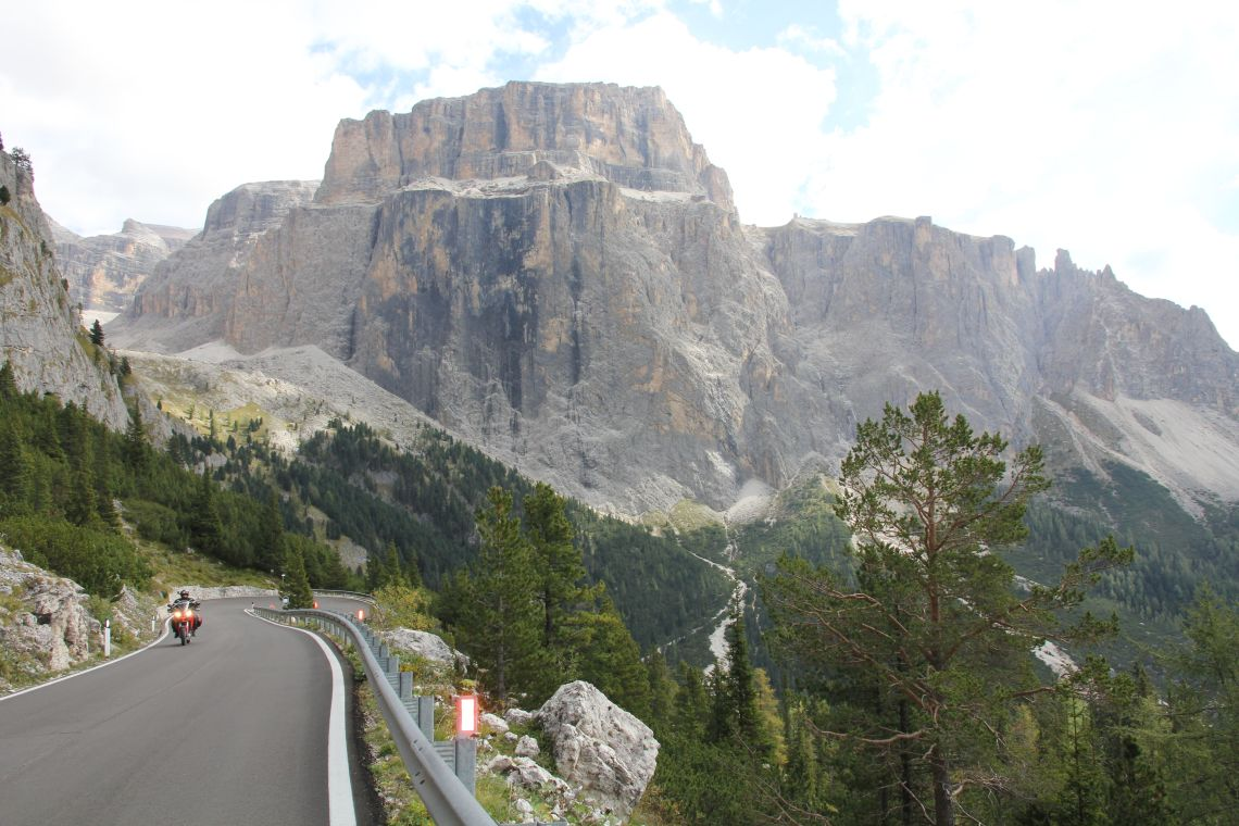 Eastern alps and dolomites