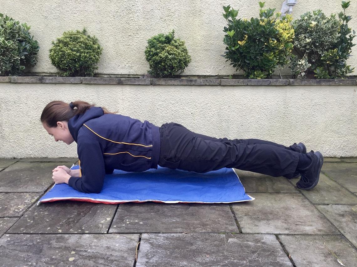 Full-plank