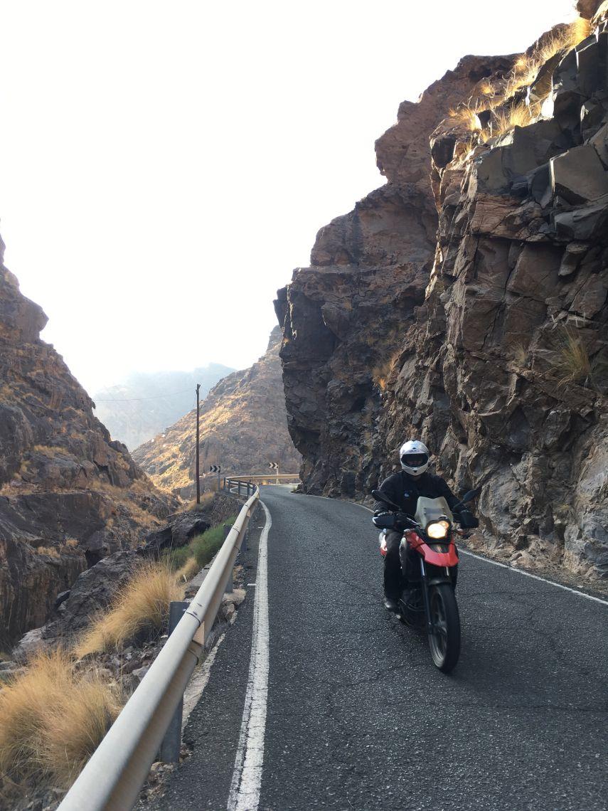 Gorge Riding