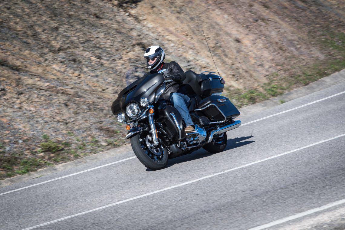 Harley Touring Range