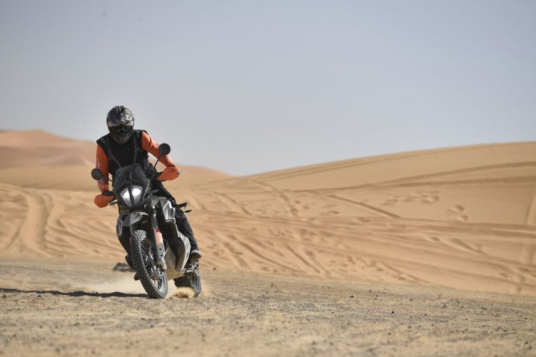 KTM 790 Featured image