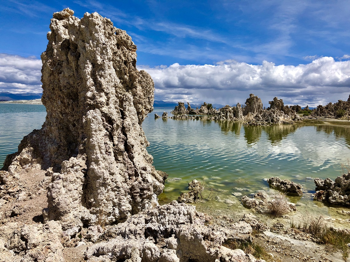 Mono Lake Scenic 1
