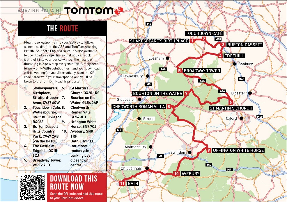 TOMTOM-Southern-england-map