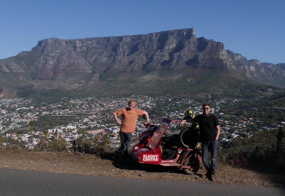 Table top mountain, South Africa