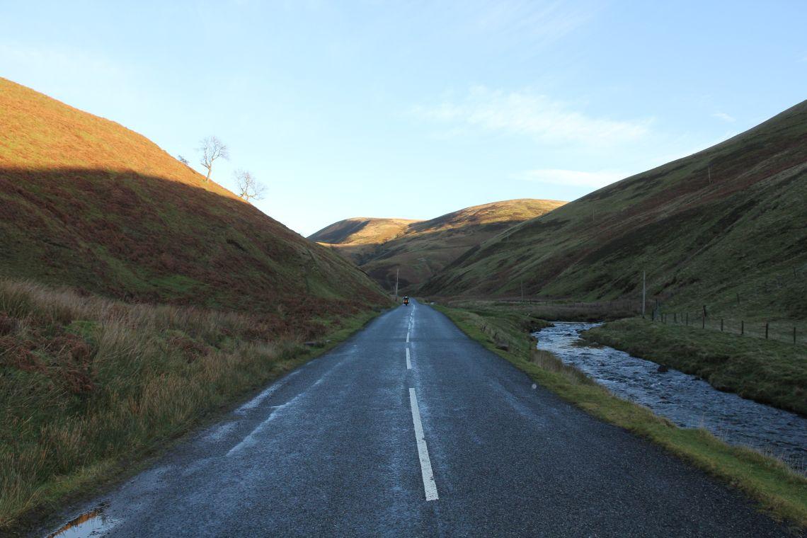 The crawick pass