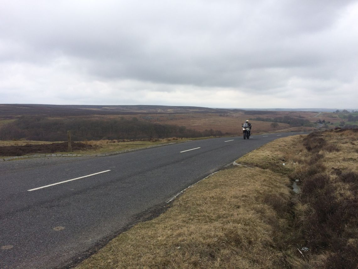 TomTom Discovery North yorkshire featured