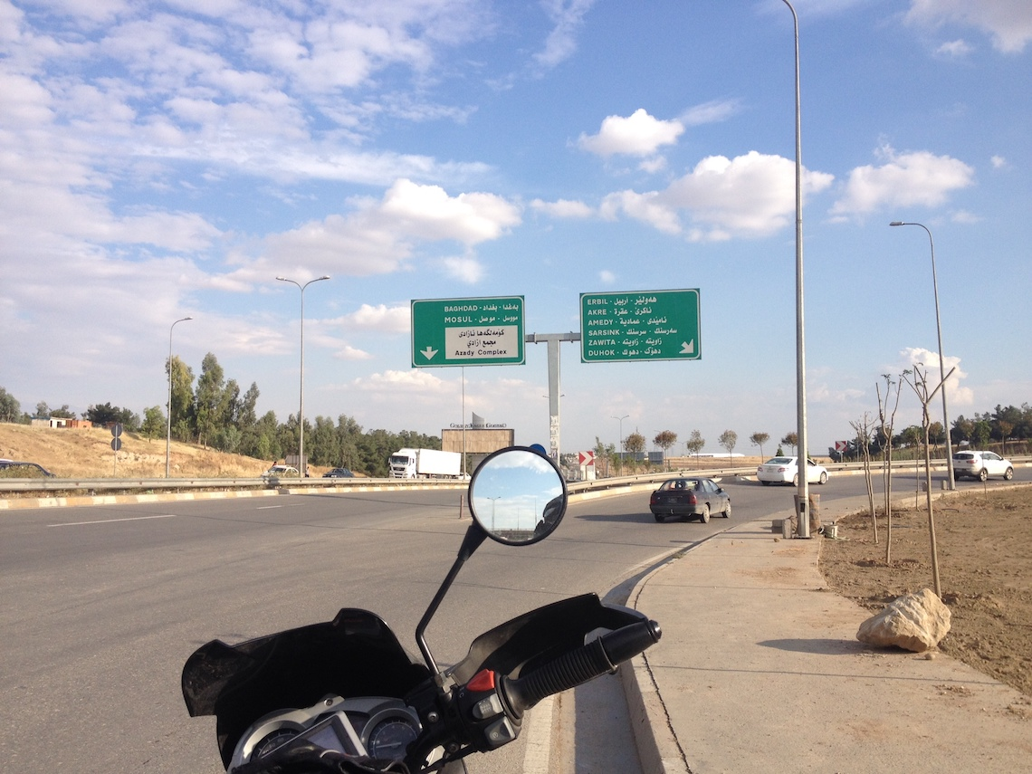 iraq border crossings