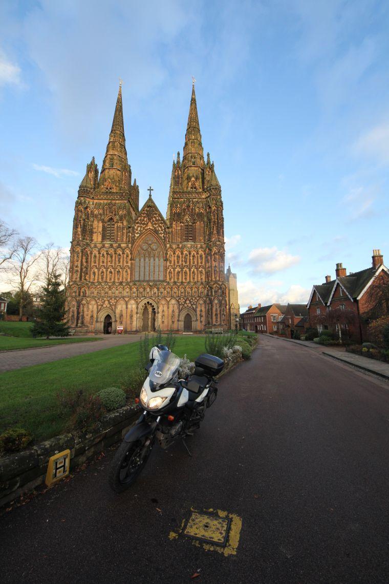 3 Lichfeild cathedral