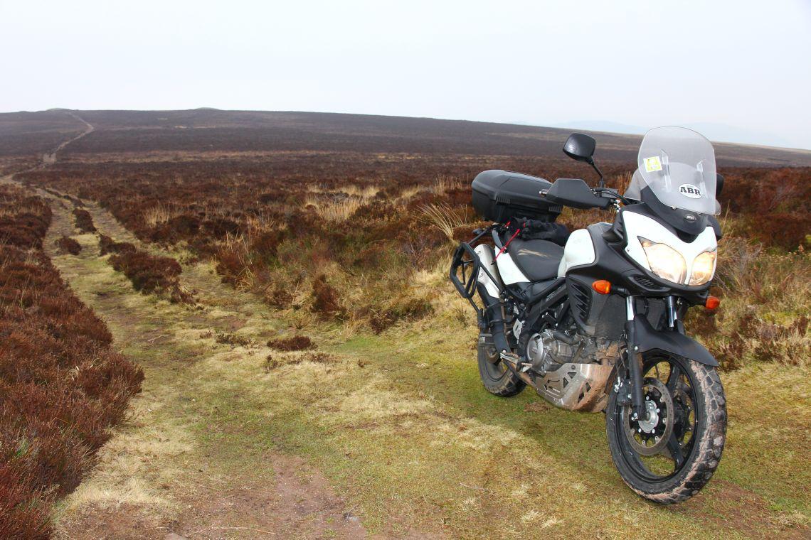 9 Exmoor near Dunkery Beacon