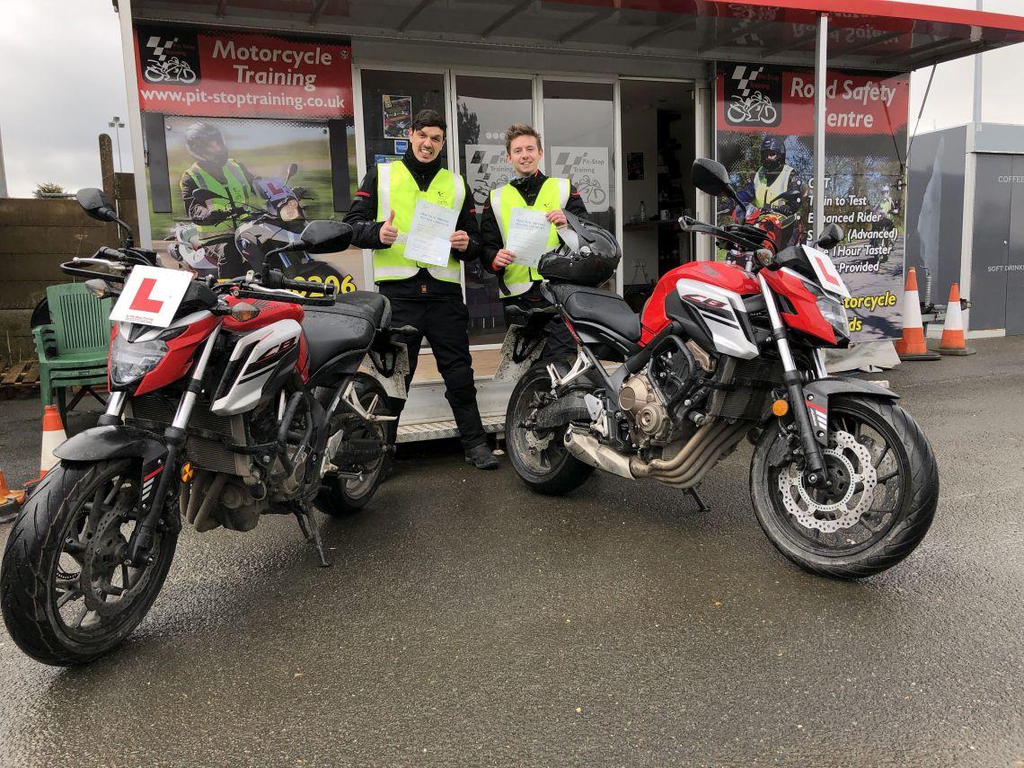 ABRs Future Riders